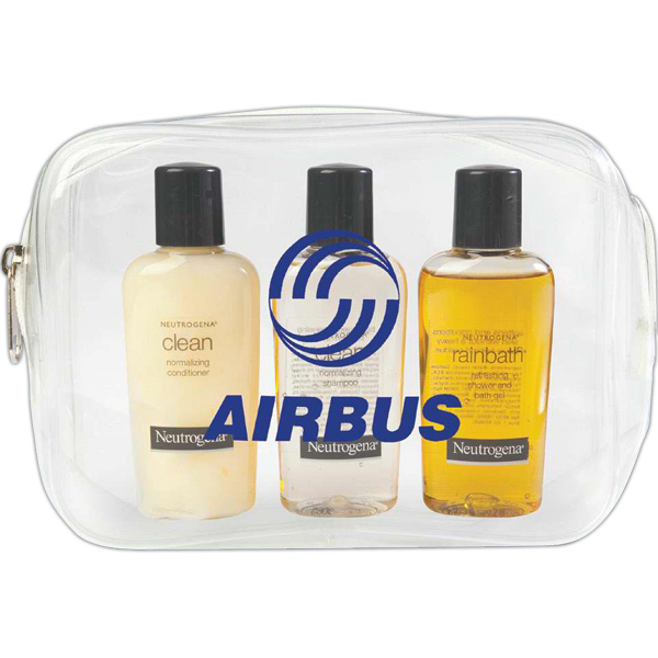 Custom Neutrogena amenity kit