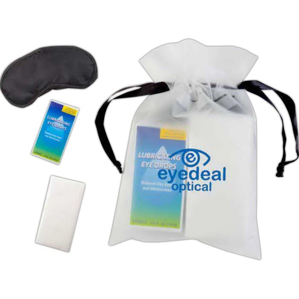 Promotional Easy on the Eyes care kit