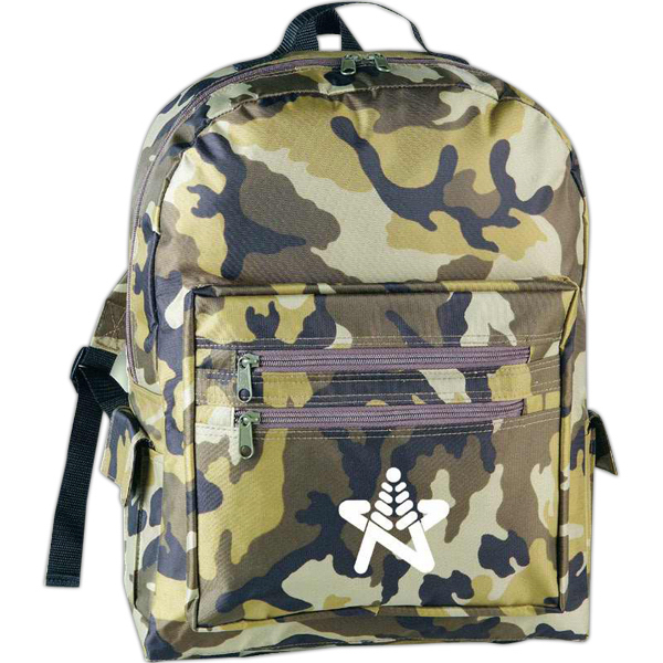 Promotional Sierra backpack