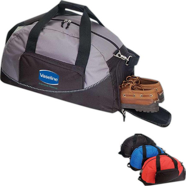 Personalized Slinger sports duffel bag
