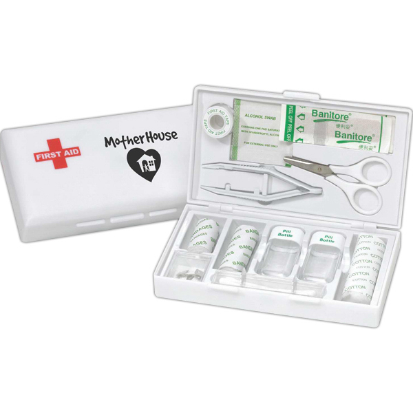 Custom Comprehensive first aid kit