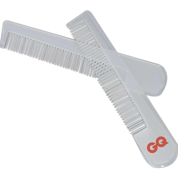 Imprinted Travel comb