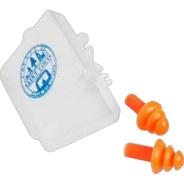 Printed Silent ear plugs