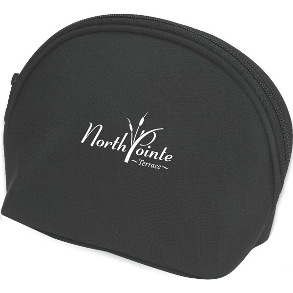 Personalized Elegant amenity bag