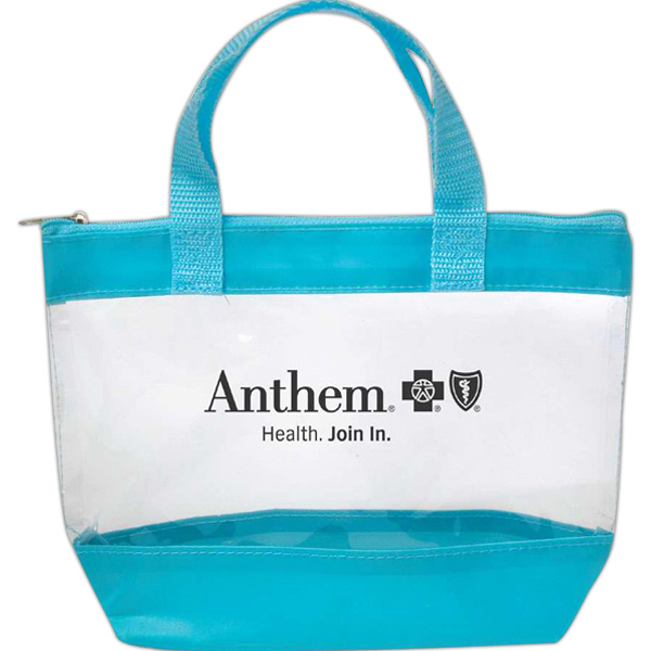 Printed Carry-on amenity bag