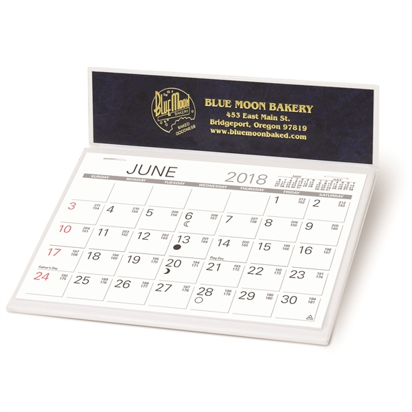 Personalized Magna Desk Calendar