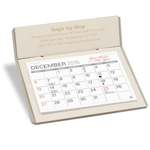 Promotional The Natural Calendar