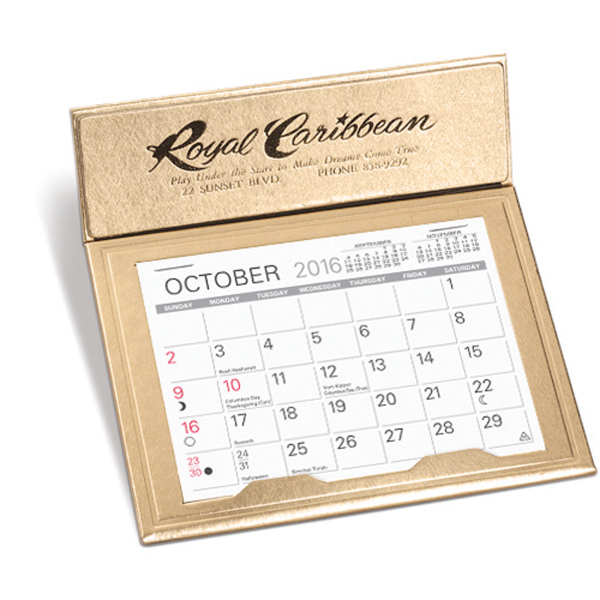 Personalized The Crown Calendar