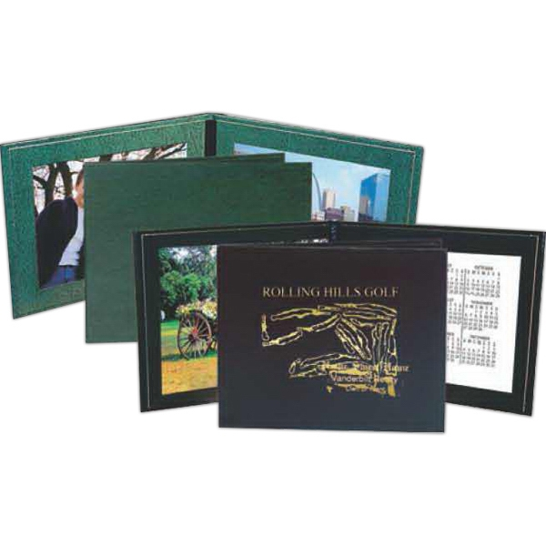 Printed Deluxe Wrapped Double-Sided Frame