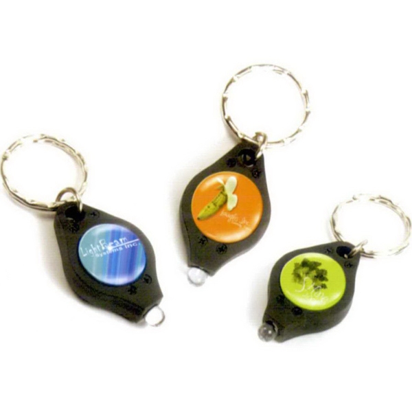 Personalized Key Tag Lights
