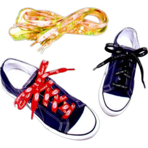 Personalized Shoe Laces