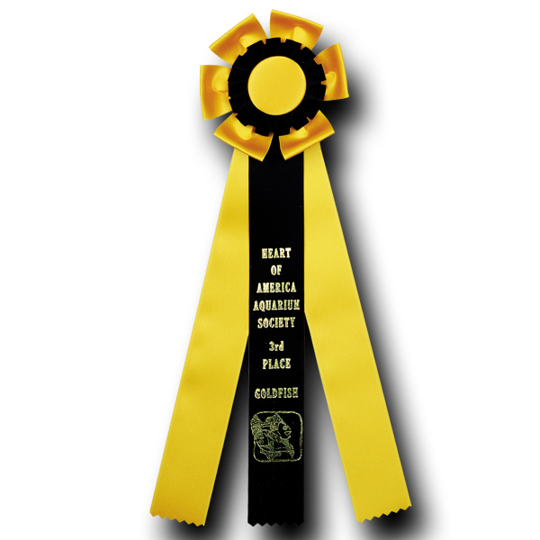 Promotional Custom Rosette Ribbon