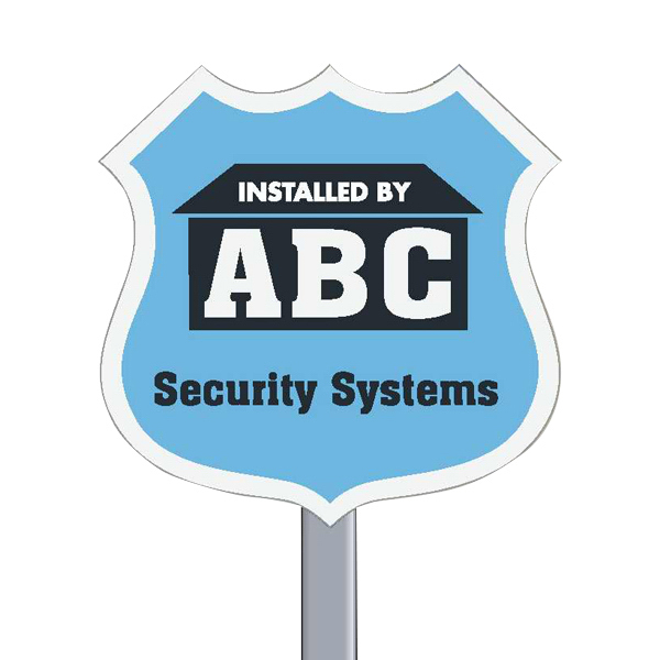 Imprinted Security Yard Sign