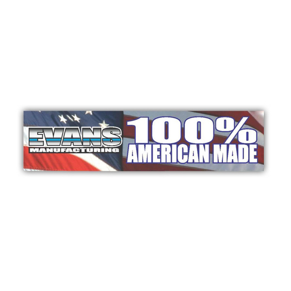 Promotional 4-Color Process Bumper Sticker