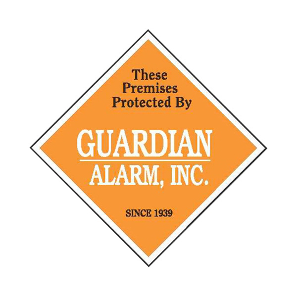 Printed Security Decal