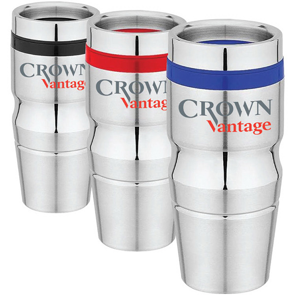 Promotional Mesa - 16 oz Stainless Steel Tumbler