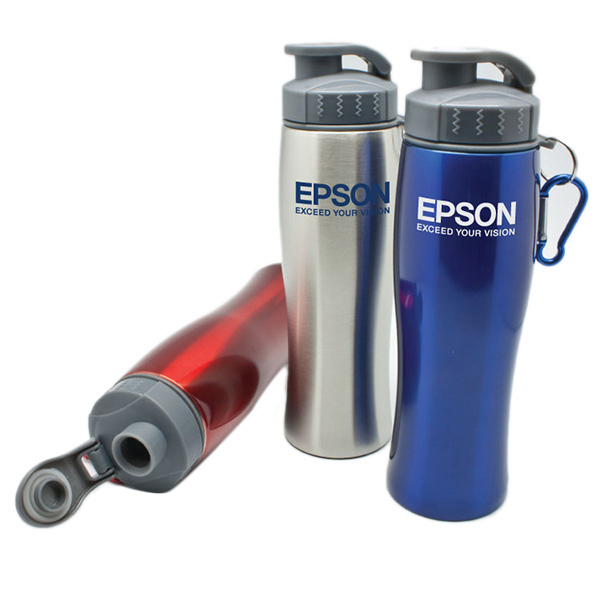Customized Imperial - 28 oz Stainless Steel Sports Bottle