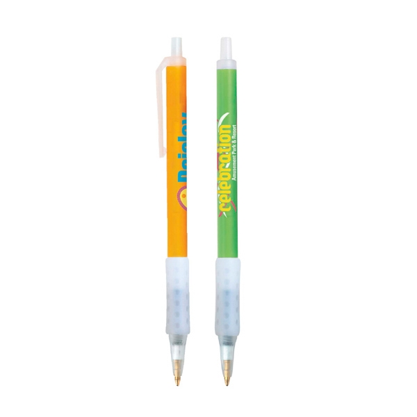 Personalized BIC (R) Clic Stic (R) Ice Grip