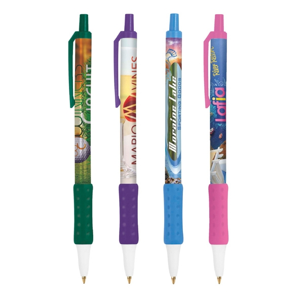Imprinted BIC (R) Digital Clic Stic (R) Grip
