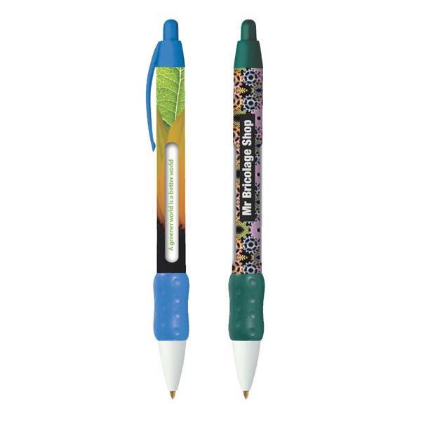Personalized BIC (R) Digital WideBody (R) Message Pen