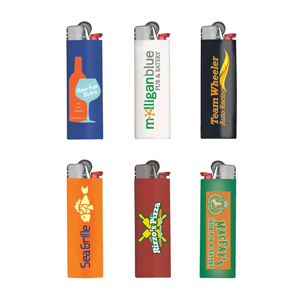 Customized BIC (R) J26 Maxi Lighter