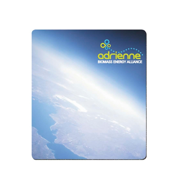 Printed Mouse pad with firm surface