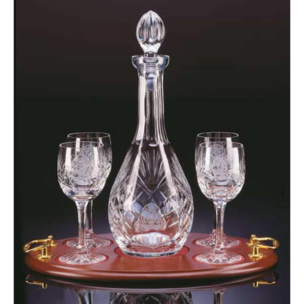 Printed Decanter