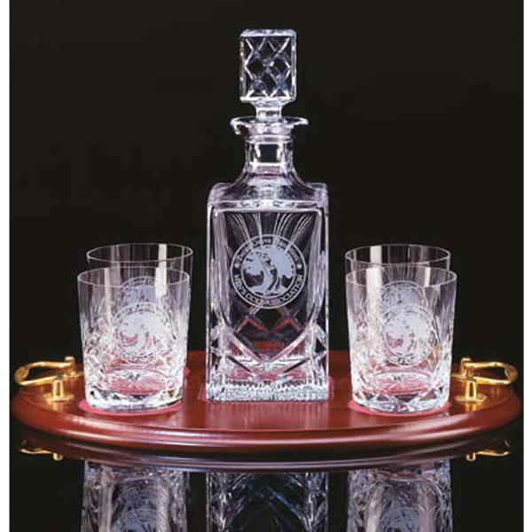 Promotional Decanter Set