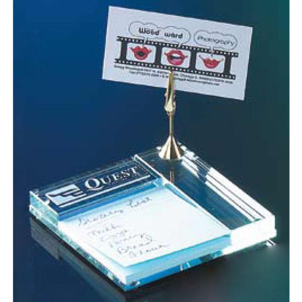 Imprinted Memo Holder