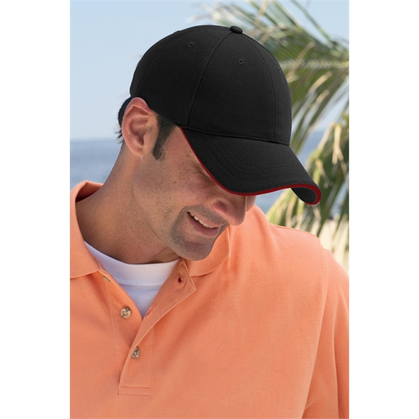 Personalized Vansport (TM) Mesh Constructed Cap