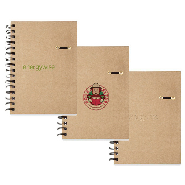Printed Eco Notebook