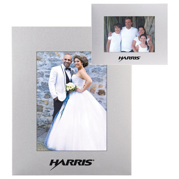 "Customized Aluminum 5"" x 7"" Photo Frame"