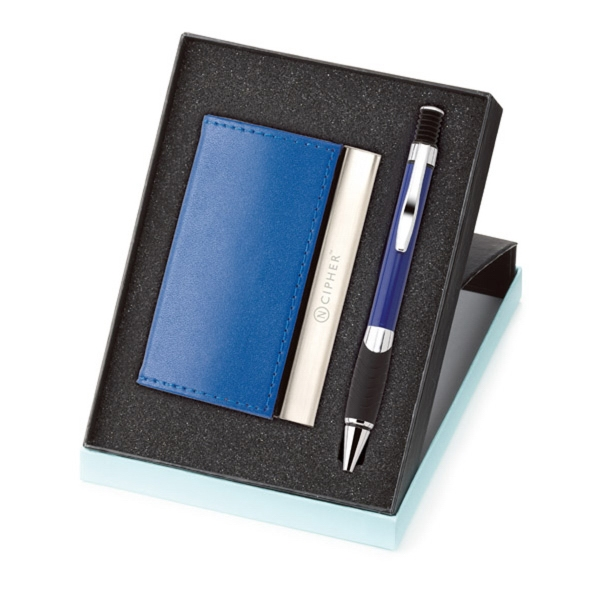 Customized Gift box for Card Case and Pen Set