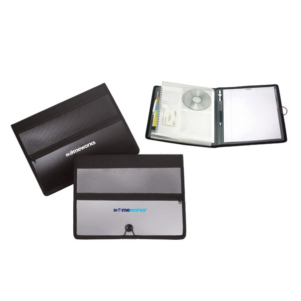 Imprinted Executive Organizer