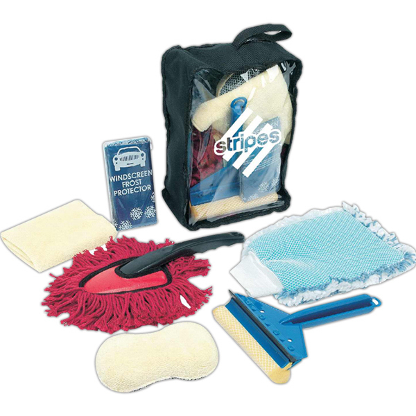 Promotional Car Care Kit