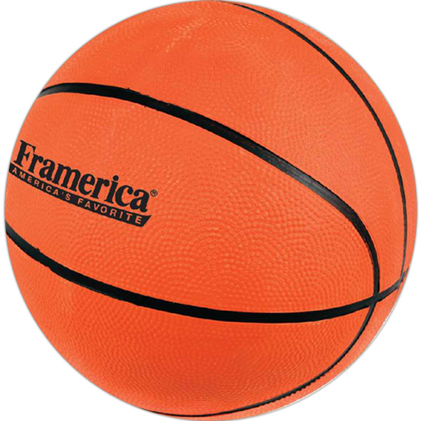 Imprinted Regulation Size Basketball