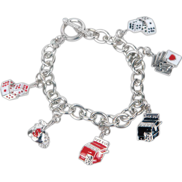 Promotional Gaming Charm Bracelet