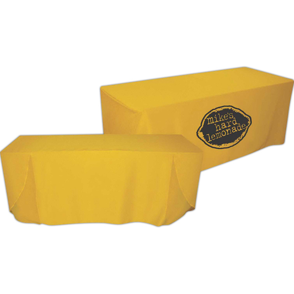 Personalized Screen Printed Convertible Table Covers
