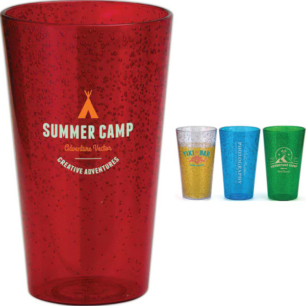 Promotional 24 oz. Bubble Tumbler