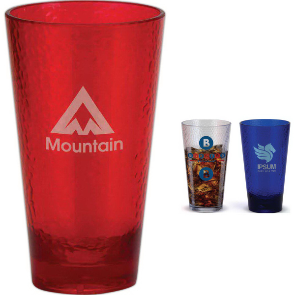 Imprinted Plastic 18 oz. Tall Tumbler