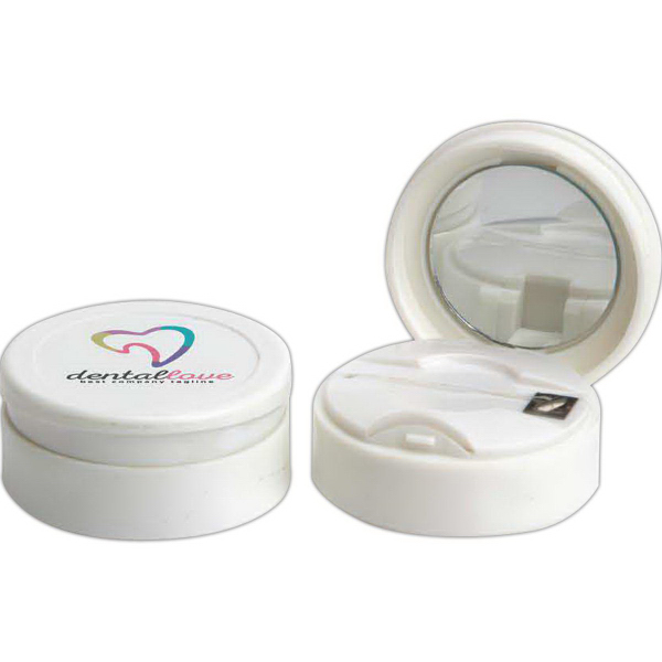 Custom Dental Floss with Mirror