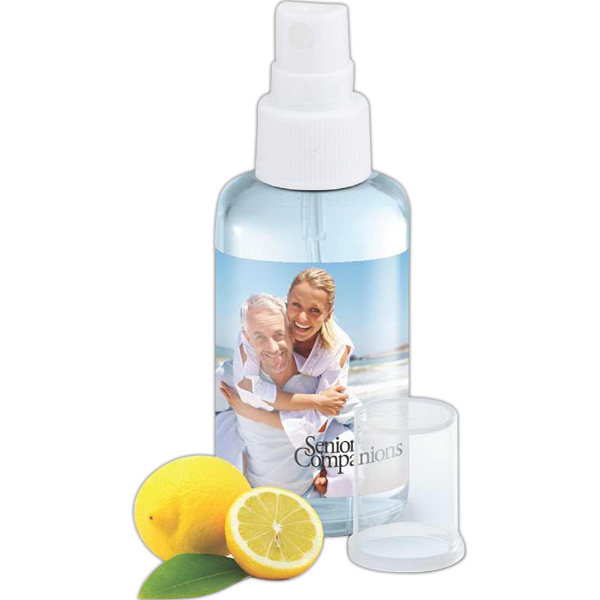 Promotional 2 oz. Hand Sanitizing Spray