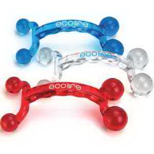 Customized Large Acrylic Massager