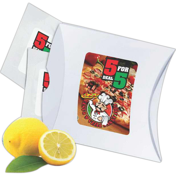Printed Wet Wipe 4 Packs - Custom