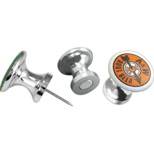 Promotional Set of 4 Push Pins