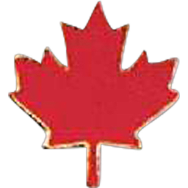 Customized Maple Leaf Lapel pin