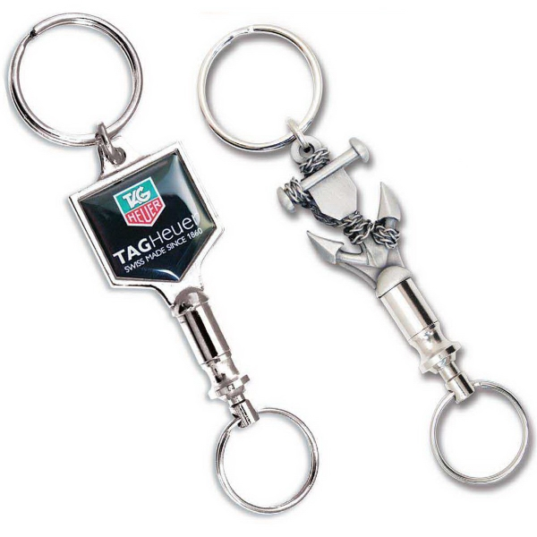 Promotional Classic Pull-Apart Key chain