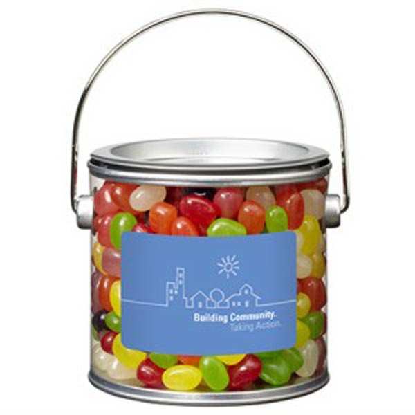 Personalized Paint Can / Jelly Beans Assorted