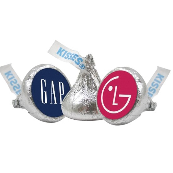 Promotional Custom Hershey's Kiss (R)