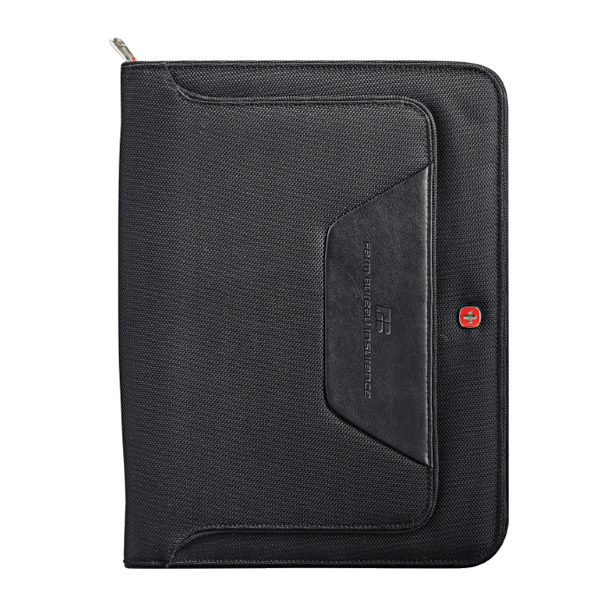 Promotional Wenger (R) Deluxe Ballistic Zippered Padfolio